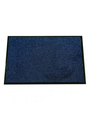 id mat Tapis absorbant 60x80 bleu id mat