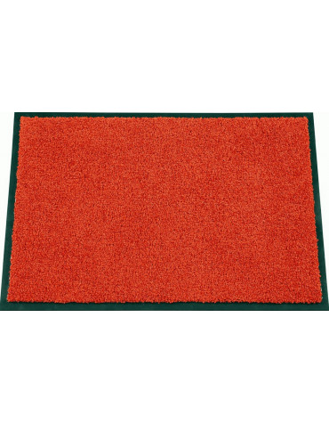 id mat Tapis absorbant 60x80 rouge id mat