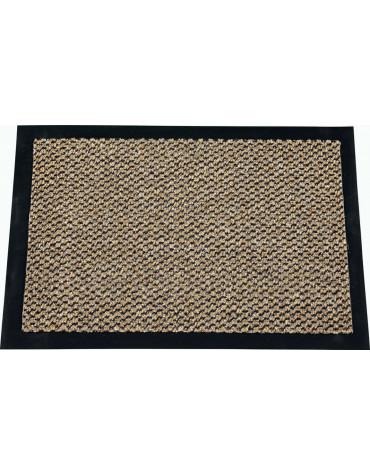 id mat Tapis absorbant 90x150cm brun id mat