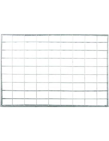 id mat Tapis grille metallique 40x60cm id mat
