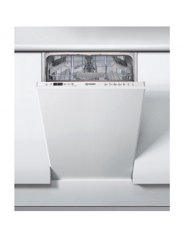 indesit Lave-vaisselle 45cm 10c 49db a+ tout intégrable indesit