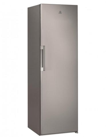 Réfrigérateur 1 porte 60cm 323l a+ statique silver