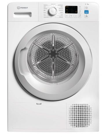 Sèche-linge pompe à chaleur à condensation 60cm 9kg a+ blanc