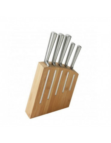 jean dubost Bloc bambou avec 5 couteaux kimono jean dubost