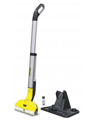 Balai de nettoyage rechargeable 7.2v jaune