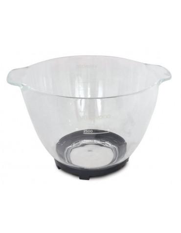 kenwood Bol en verre 4.6l pour robot chef kenwood