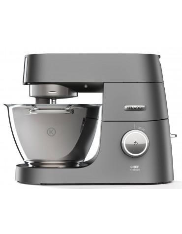 Robot pâtissier 4.6l 1500w gris
