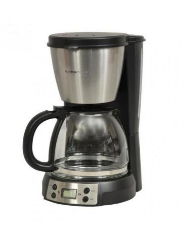 Cafetière filtre programmable 15 tasses 900w