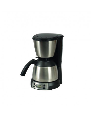 kitchen chef Cafetière isotherme programmable 10 tasses 800w kitchen chef