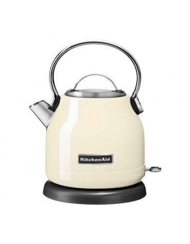 kitchenaid Bouilloire sans fil 1.25l 1500w crème kitchenaid