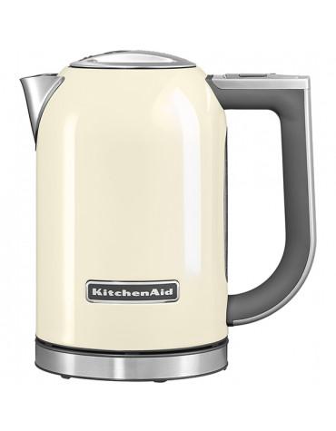 kitchenaid Bouilloire sans fil 1.7l 2400w température réglable crème kitchenaid