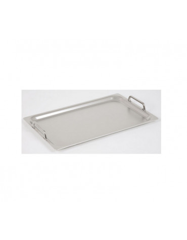 kitchenaid Grill rectangulaire inox 53cm kitchenaid