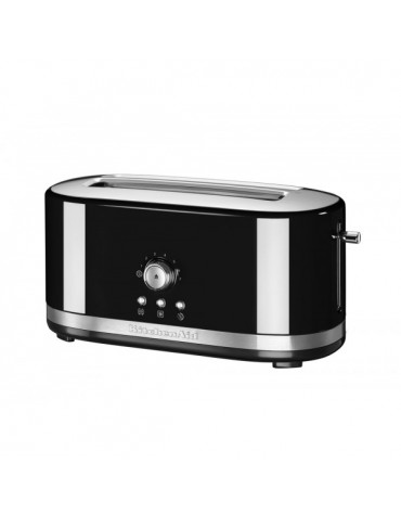 kitchenaid Grille-pain 2 fentes longues 1800w noir kitchenaid