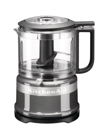 kitchenaid Mini robot ménager 0.83l 240w gris argent kitchenaid