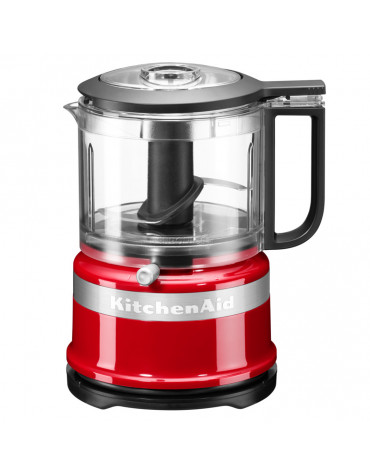 kitchenaid Mini robot ménager 0.83l 240w rouge empire kitchenaid