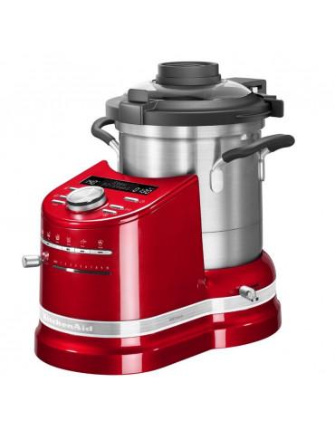 kitchenaid Robot cuiseur multifonction 4.5l 1500w rouge empire kitchenaid