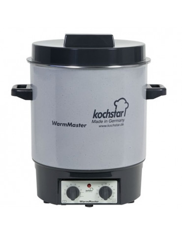 kochstar Stérilisateur electrique avec minuterie 27l 1800w kochstar