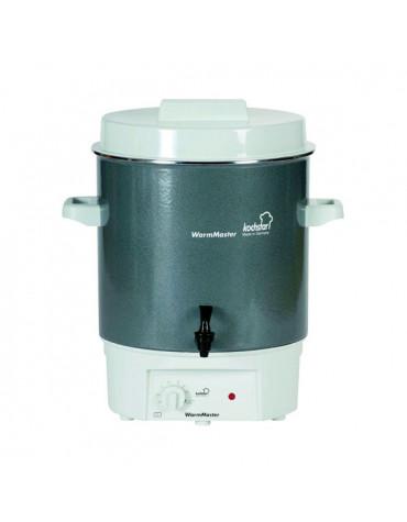 Stérilisateur électrique avec robinet 27l 1800w