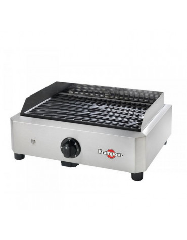 krampouz Barbecue électrique posable 1700w krampouz