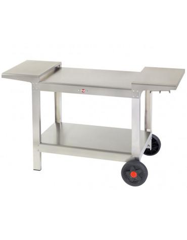krampouz Chariot pour planchas 50/60/75cm krampouz