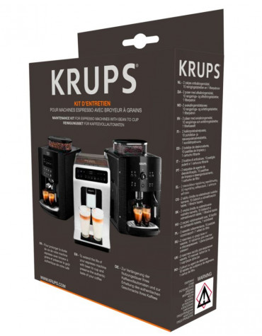 krups Kit d'entretien pour machine espresso krups