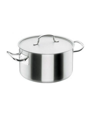 lacor Braisière chef 24cm inox lacor