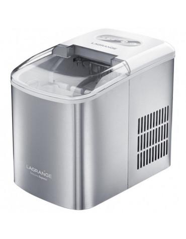 lagrange Machine à glaçons 120w 12kg/24h avec nettoyage automatique inox lagrange