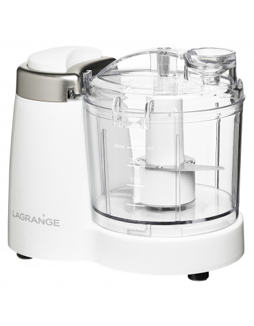 lagrange Mini-hachoir 0.35l 120w blanc lagrange