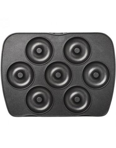 lagrange Paire de plaques pour 7 mini-donuts pour gaufrier premium lagrange
