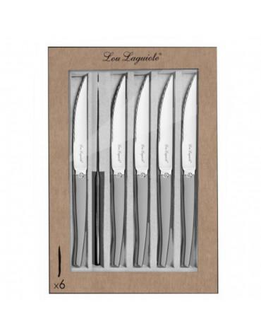 Coffret de 6 couteaux à steak