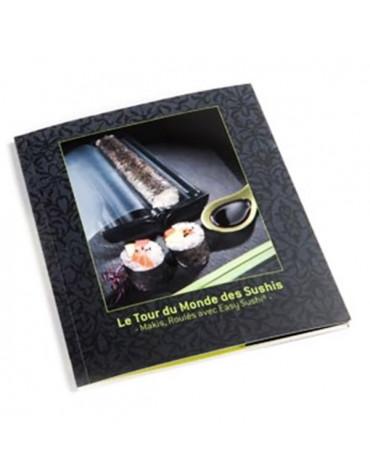 Livre de recettes pour easy sushi 3.5cm