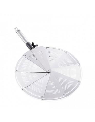 leifheit Couvercle anti projection pliable 30cm leifheit