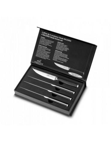 Set de 4 couteaux de cuisine