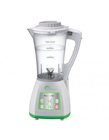 little balance Blender chauffant multifonction 1.7l 1200w blanc/vert little balance