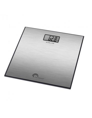 Pèse-personne électronique 160kg/100g inox