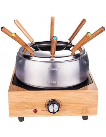 Service à fondue 800w 8 fourchettes