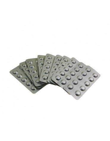 lovibond 100 pastilles phenol red noire pour photomètre ph lovibond