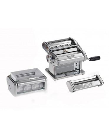 marcato Coffret machine à pâtes + 2 accessoires marcato