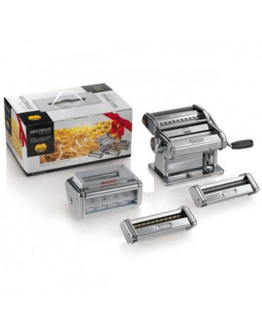 Coffret machine à pâtes + 6 accessoires