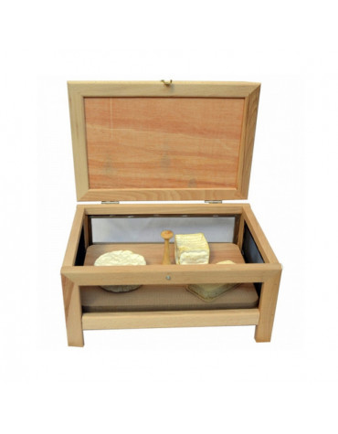 masy Fromager bois 17x39cm + plateau masy