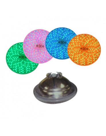 melfrance Lampe projecteur 252 leds couleur 20w melfrance