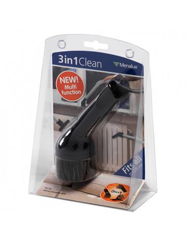menalux Brosse 3en1 pour aspirateur d.32/35 mm menalux