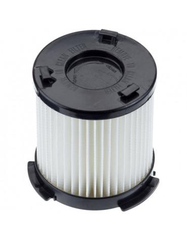 menalux Filtre cylindrique lavable + 2 micro-filtres moteur non lavables pour aspirateur electrolux/tornado menalux