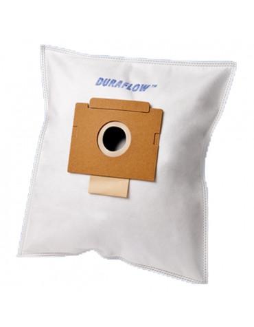 menalux Lot de 5 sacs d'aspirateur multi marques + 1 filtre moteur menalux