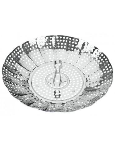 Cuiseur vapeur 23cm inox