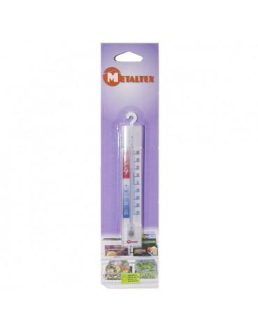 metaltex Thermomètre pour congélateur -40° à +40°c metaltex