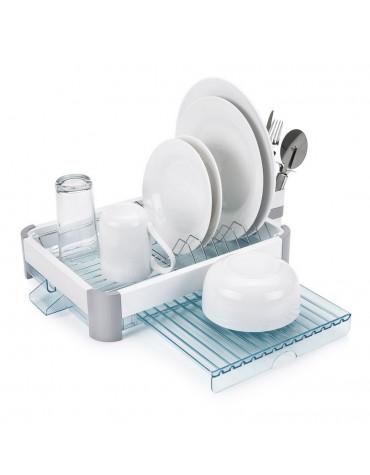 minky Egouttoir à vaisselle extensible en plastique minky