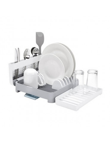 minky Egouttoir à vaisselle extensible plastique minky
