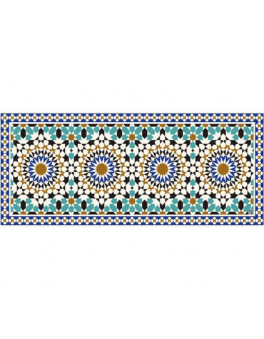 mosaiko Tapis de cuisine 66x100cm mosaiko