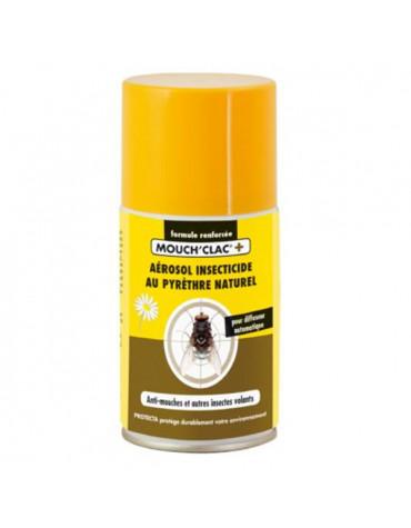 mouch'clac Recharge insecticide au pyrèhtre pour diffuseur i360tc mouch'clac